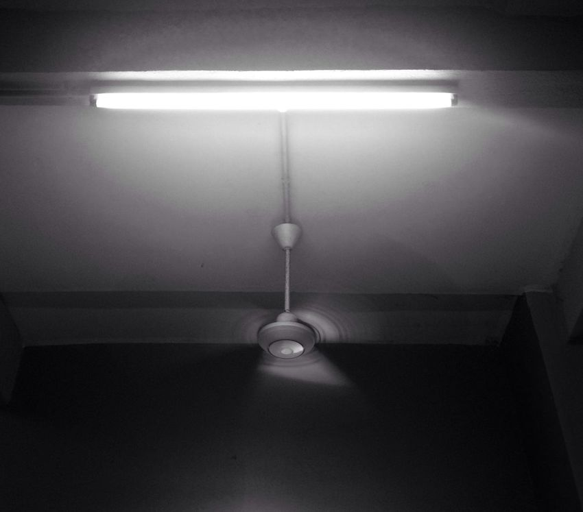 Electricity  Lighting Equipment Illuminated Ceiling Hanging Light Bulb Indoors  No People Low Angle View Built Structure Ceiling Fan Architecture Day IPhone Photography IPhone IPhone5 Iphonegraphy IPhone Art Y0l Y0lmobilegraphy