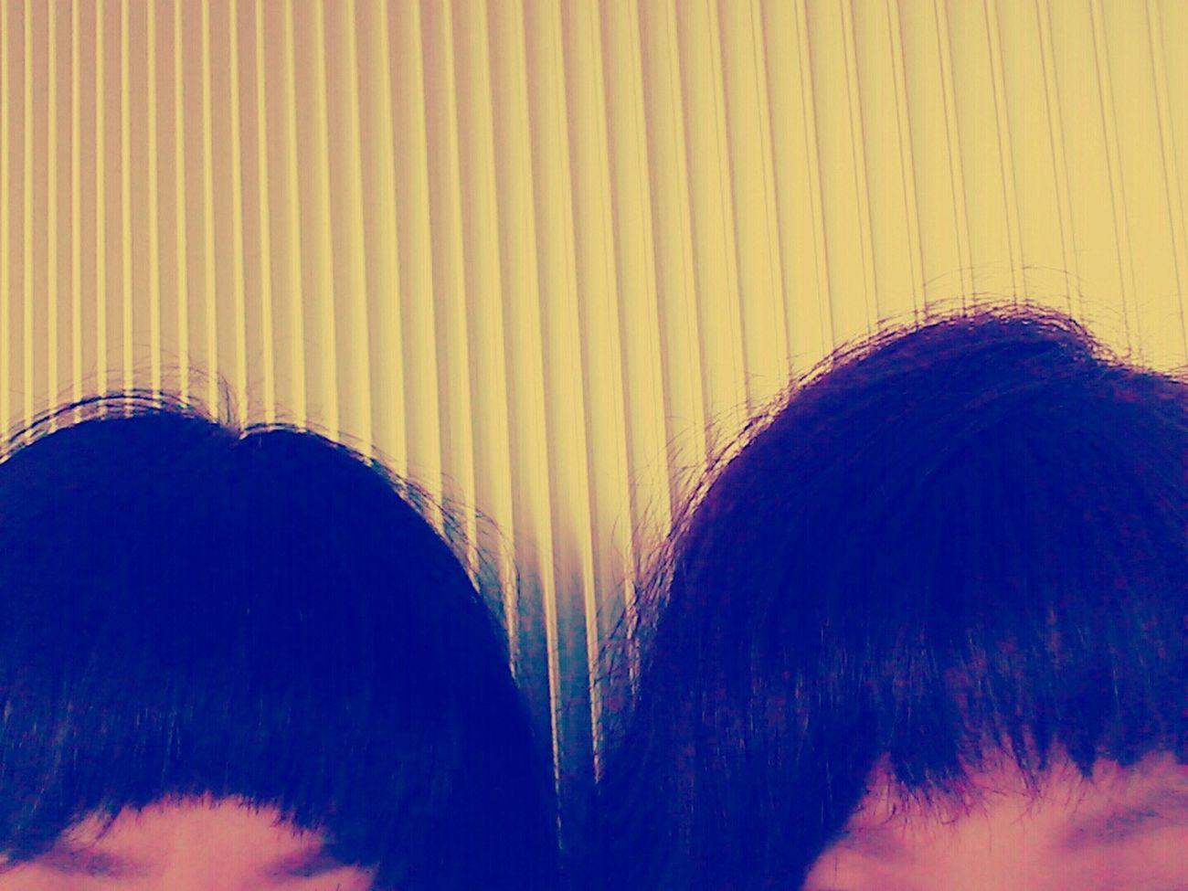 Hello World 前髪 Friend