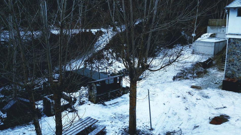 It's Cold Outside Snow ❄ Snow Andorra Xixerella Holidays Christmastime