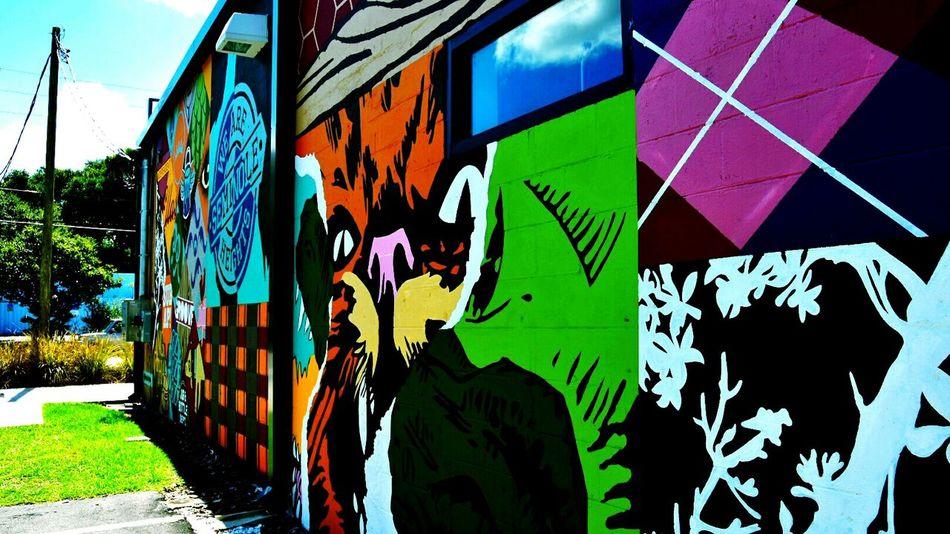 Old Seminole Heights Tampa Taking Photos Oldseminoleheights Tampa Bay Graffiti Fodderandshine