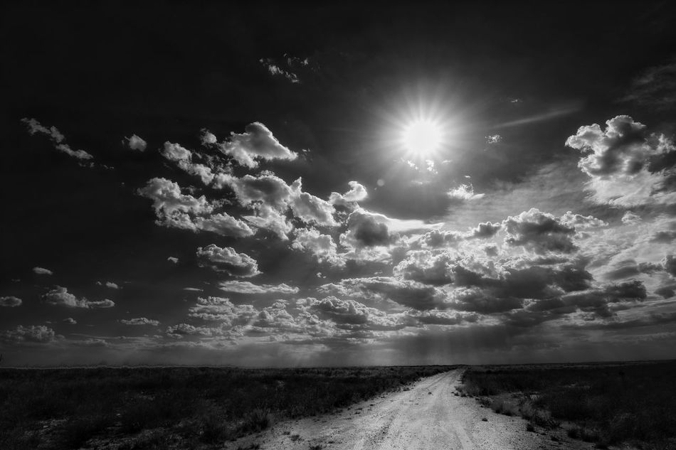 Kermit Texas Outdoors Nature Water Sky Beauty In Nature Scenics Cold Temperature No People Day Sunrise_sunsets_aroundworld Eyeemphotography Landscape Texas Photographer EyeEm Gallery Dramatic Sky Beauty In Nature Nature Oil Industry Black&white Black & White Photography Black And White Collection! Storm Cloud Cloud - Sky Black And White Collection