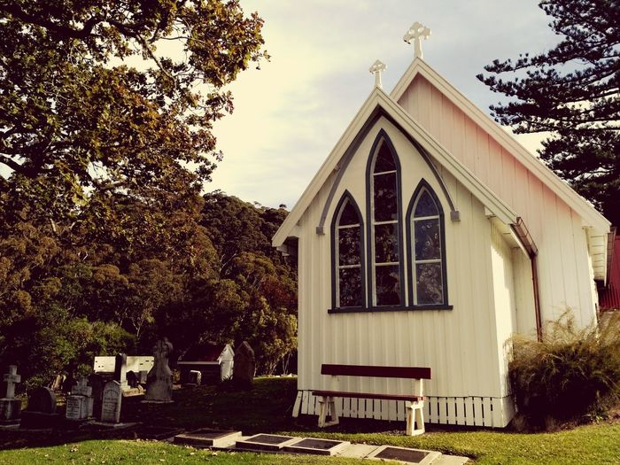 Temple - Building Architecture Graveyard Temple Christianity Missionary First Eyeem Photo New Zealand Photography New Zealand New Zealand Architecture