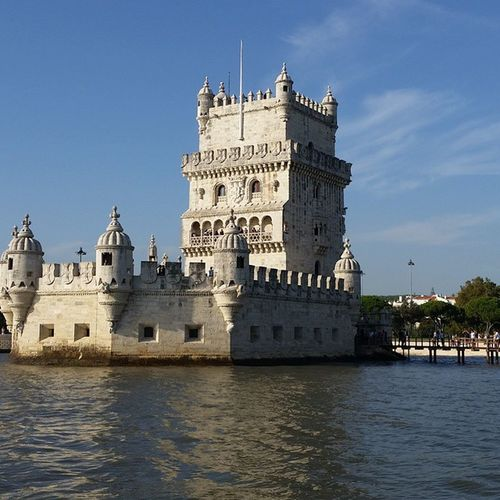 Portugaldenorteasul Nofilterneeded Travel Discoveries Belém Tower Portugal Lisboa Cmlisboa