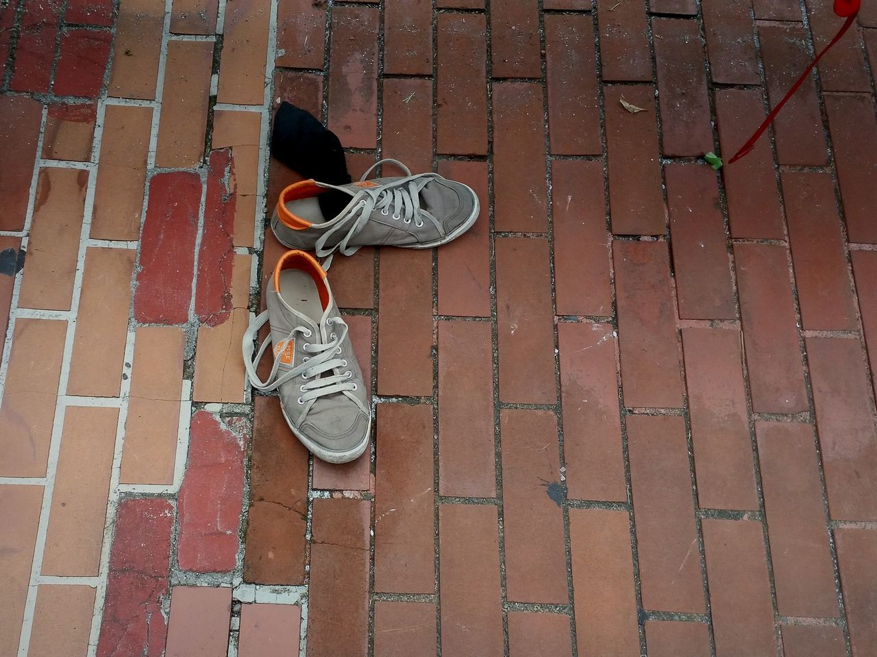 A pair of shoes Shoes Greyshoes Redbricks Other People's Shoes Shoes And Socks