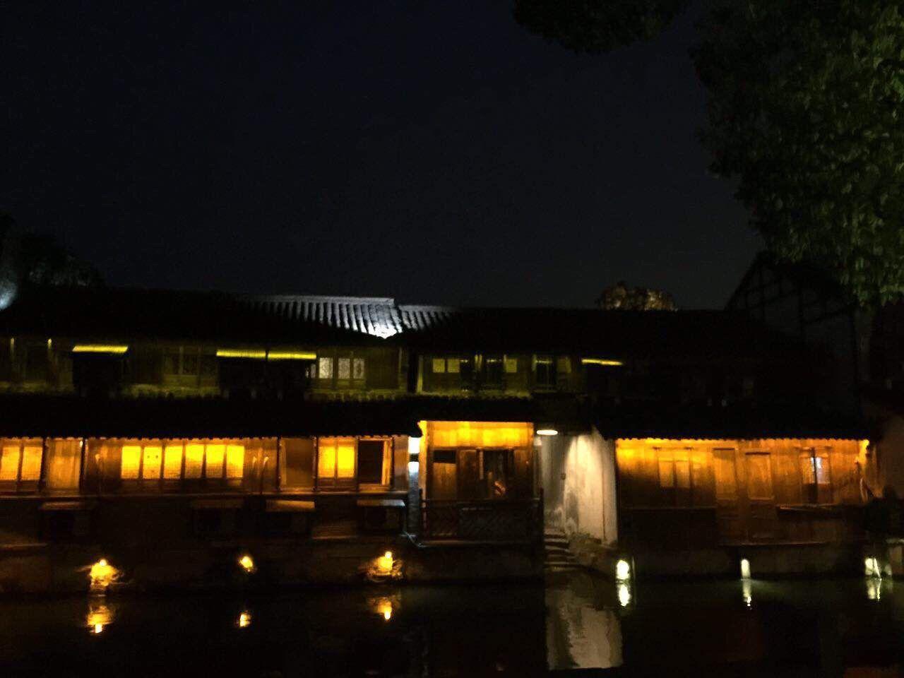 Night in Wuzhen Watertown China Wuzhen First Eyeem Photo