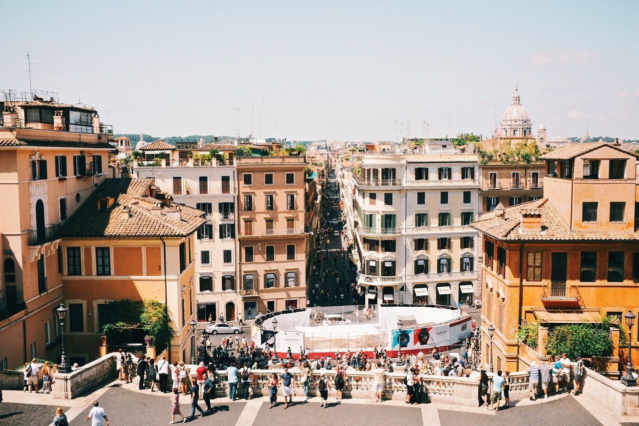 Beautiful stock photos of italy, Architecture, Balustrade, Building Exterior, Built Structure