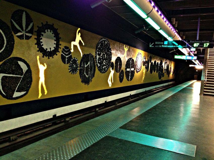 Metro de Marsella