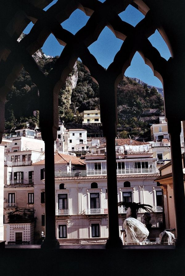 35mm Film Amalfi Coast Amalfi Italy Architecture Built Structure Canon 40mm Pancake Canon 500n Canon Film Camera Canonphotography Cathedral Church Day Fujifilm No People Outdoors
