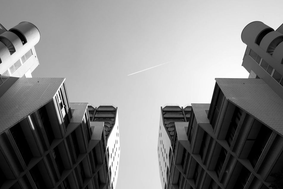 Architecture Black & White Dark Geometry Light Paris Perspective Shadow The Week On EyeEm Welcome To Black