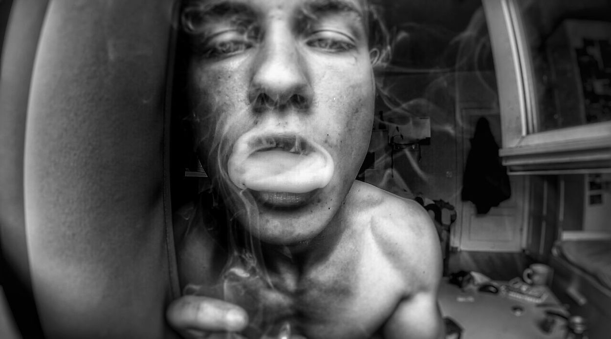 Smoke ~ still First Eyeem Photo Stoner Joint Smoking  Secret Place Followme ~ Look Weed Life Weed RAWPAPERS Secretsmoke