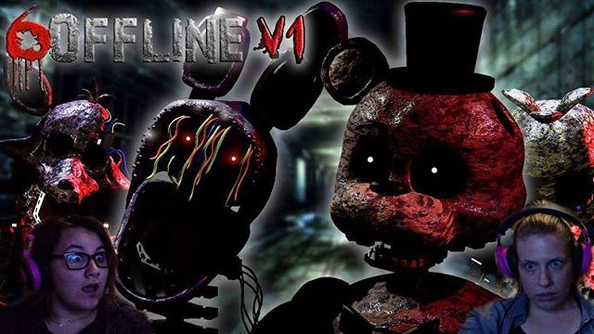 Horror_night 18 V1 The_joy_of_creation_reborn 😂