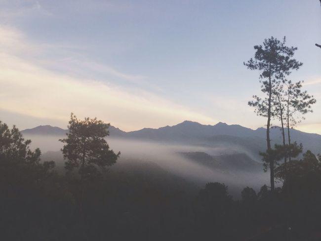 This morning uy INDONESIA Landscape Batu Instanusantara