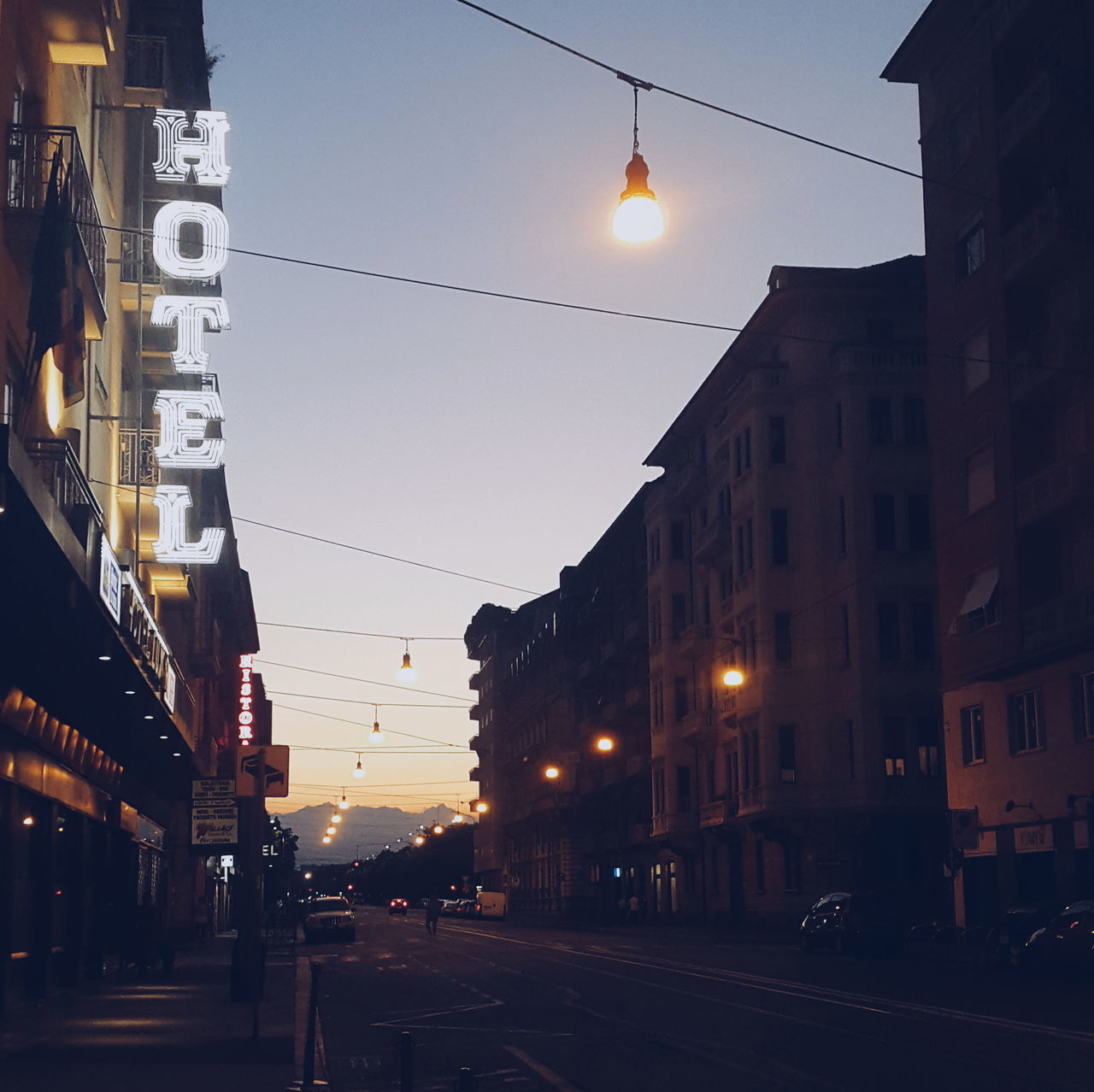 Hotel Torino Streetphotography Sunset City Light And Shadow Light Architecture Italy Showcase June