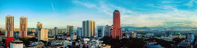 Panoramic view of Chow Kit area in Kuala Lumpur from Plaza GM. Panoramic Photography Cityscapes Chow Kit Kuala Lumpur Malaysia Scenery Travel Destinations EyeEm Malaysia EyeEm City Shots Malaysia Panoramic Landscape Panoramashot Panoramatour Landscapes With WhiteWall