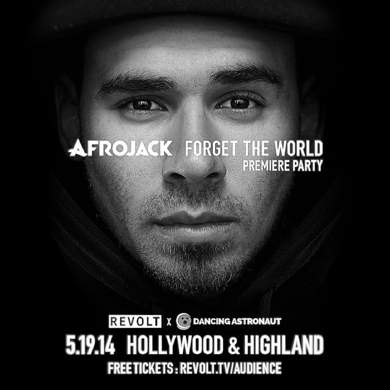 Drink water. @revolttv REVOLTLIVE HollywoodHighland