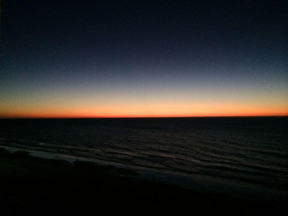 Sunrise Myrtlebeach Beachinthewinter Rainbow Sky