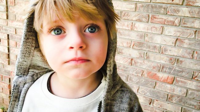 Portrait Of A Toddler Portrait Toddler  Children Photography Beautiful Blue Eyes Love From My Point Of View Eye4photography  Teach Love Not Hate Tadaa Community My Grandson Faces Of EyeEm