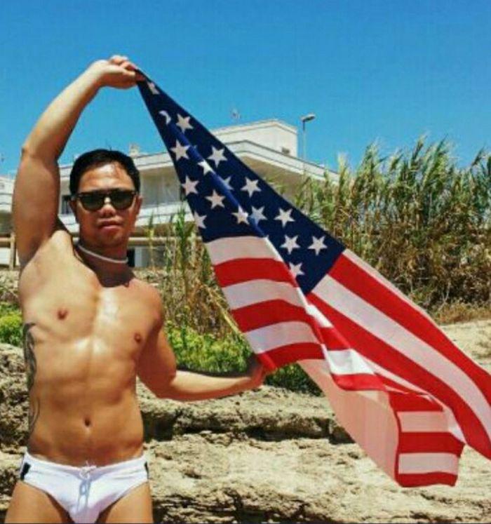 Summer ☀ Sunbathing That's Me Model Shoot Calvin Klein Swimwearshoot