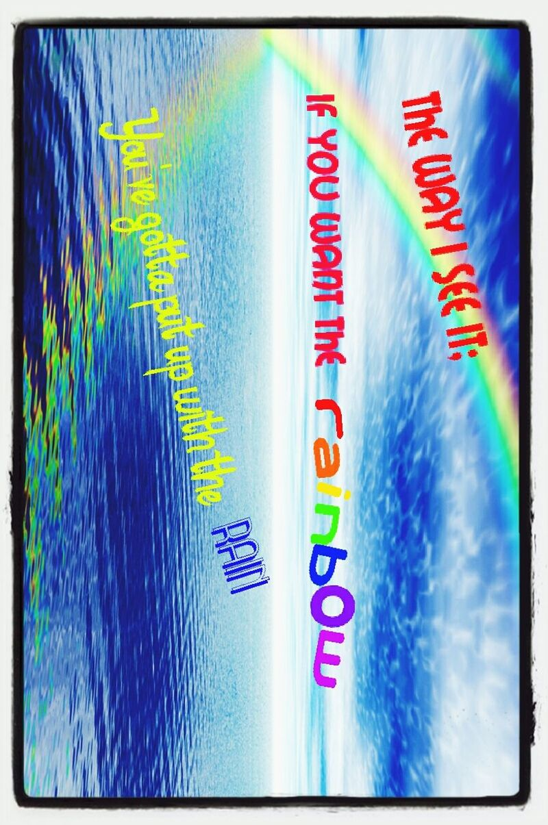 Quotes Sotrue Rainbow Ihaterain