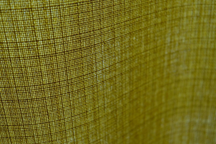 Cotton Fabric Curtain Day Indoors  Light Green No People Pattern Textured  Neon Life