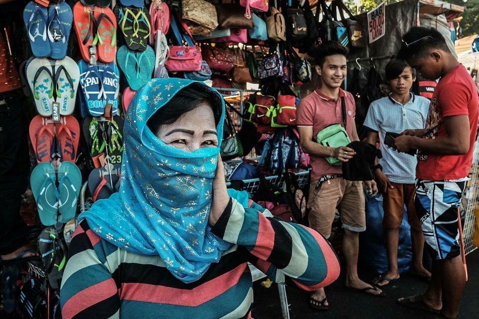 Streetphotography Baclaran Manila Philippines