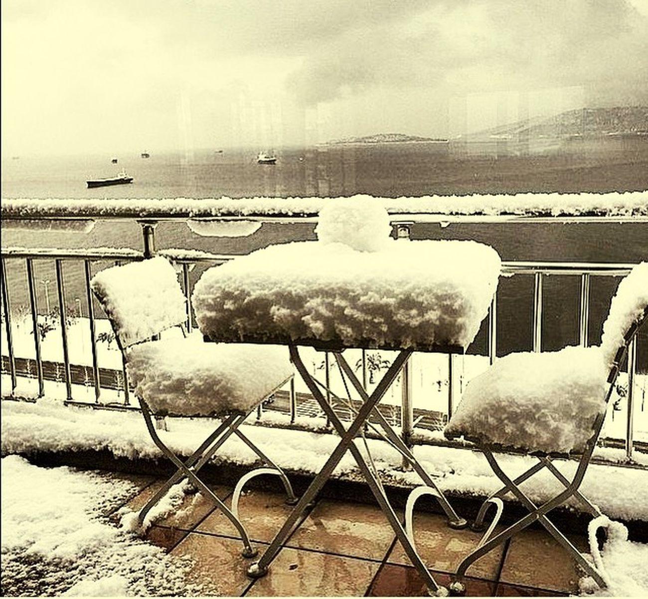 Soğuk Hava Kar Içimiz üşüyor