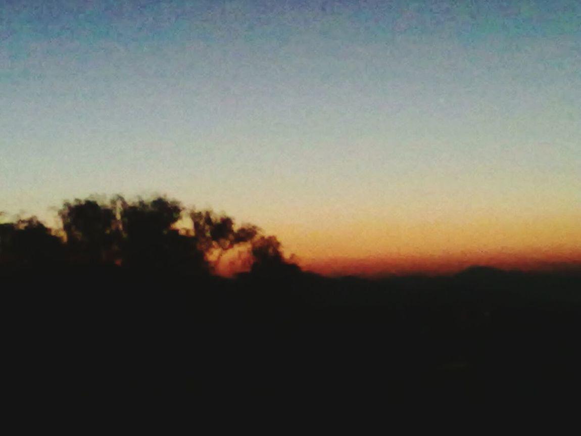 Sunset Nature Sky Dusk Scenics Landscape Beauty In Nature Tinge Colors EyeEmNewHere