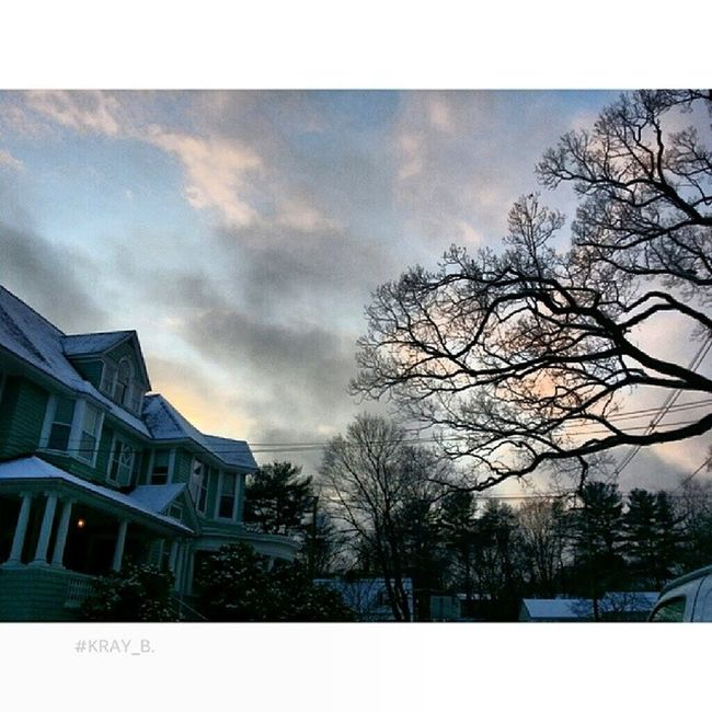 North attleboro Instafitpro Instafriggincold Insta_pic Instaphoto instapic picoftheday photooftheday cloudporn skyporn twilight sunset nofilter