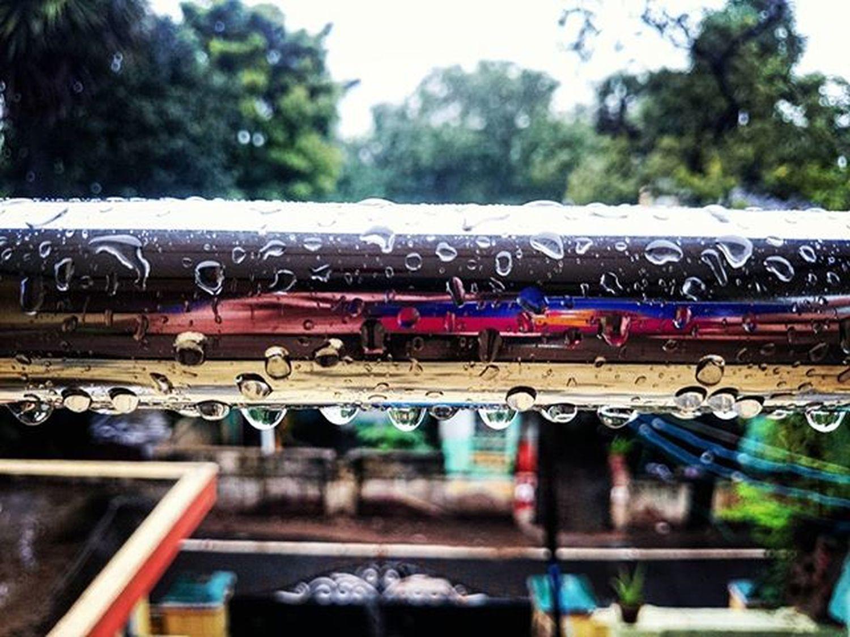 Another rainy day ⚡☔Heavy Rain Raining RainyDay Pouring Droplets Focus Micro Raindrops Instacapture Instamoment IGDaily Instadaily RainyDays Balcony View Water Clouds Cloudy Photooftheday Instagood Rainyweather Wet Splash Downpour instarain vsco india chennai