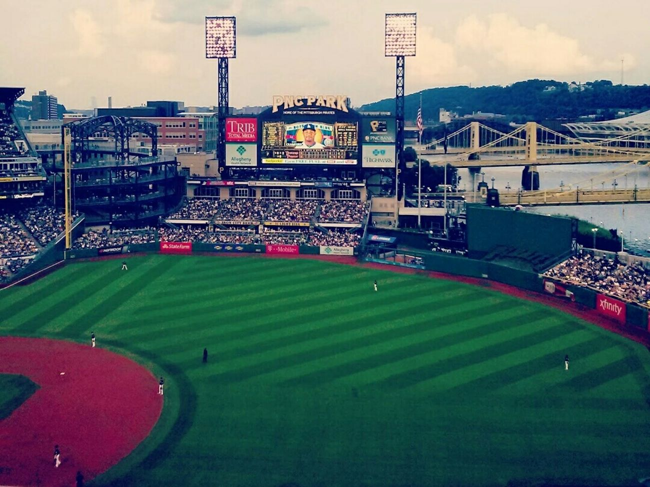 Pittsburgh Pittsburghpirates Baseball Baseball Field Baseball Stadium Watching Baseball Baseball Game