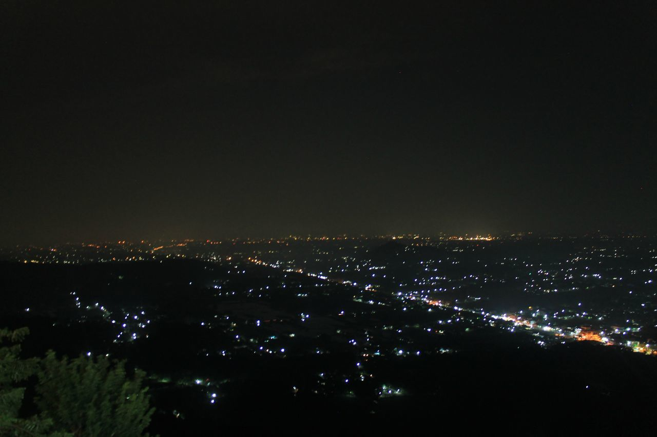 Night Outdoors INDONESIA City Lights Beautylight Indonesia Culture High Angle View