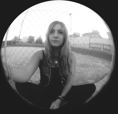 Selfie ✌ Girl Eyefish