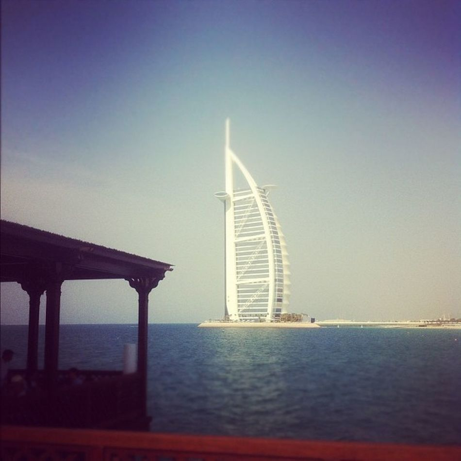The view from pierchic Burjalarab Pierchic AlQasr Galaxia Dubai