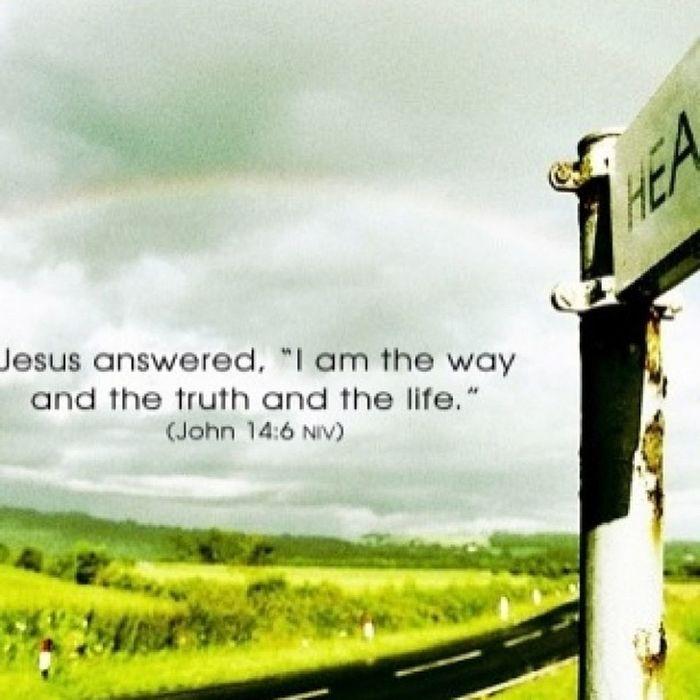 Quote: John 14:6(: Daythirty Januarychallenge Quotes