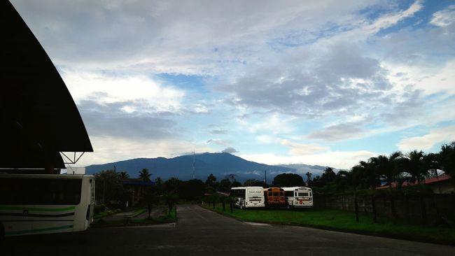 Volcan Turrialba First Eyeem Photo Volcano Guácimo