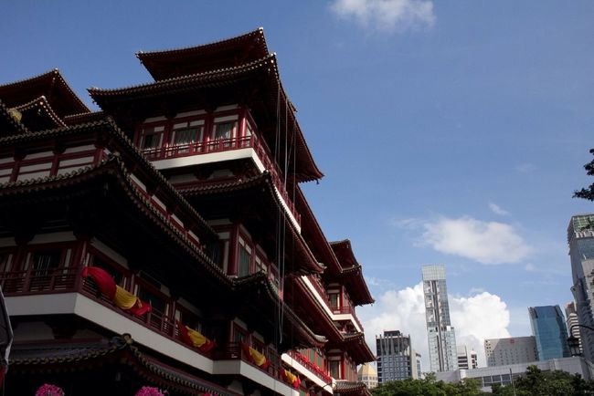 Buddha Temple Singapore
