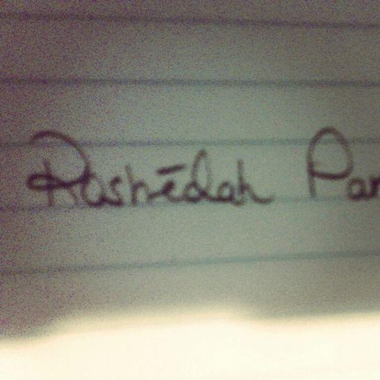 My handwriting :))