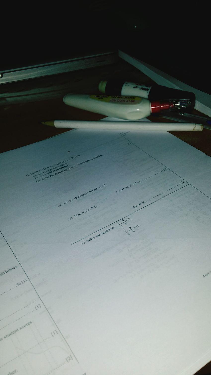 Maths ?❤ First Eyeem Photo