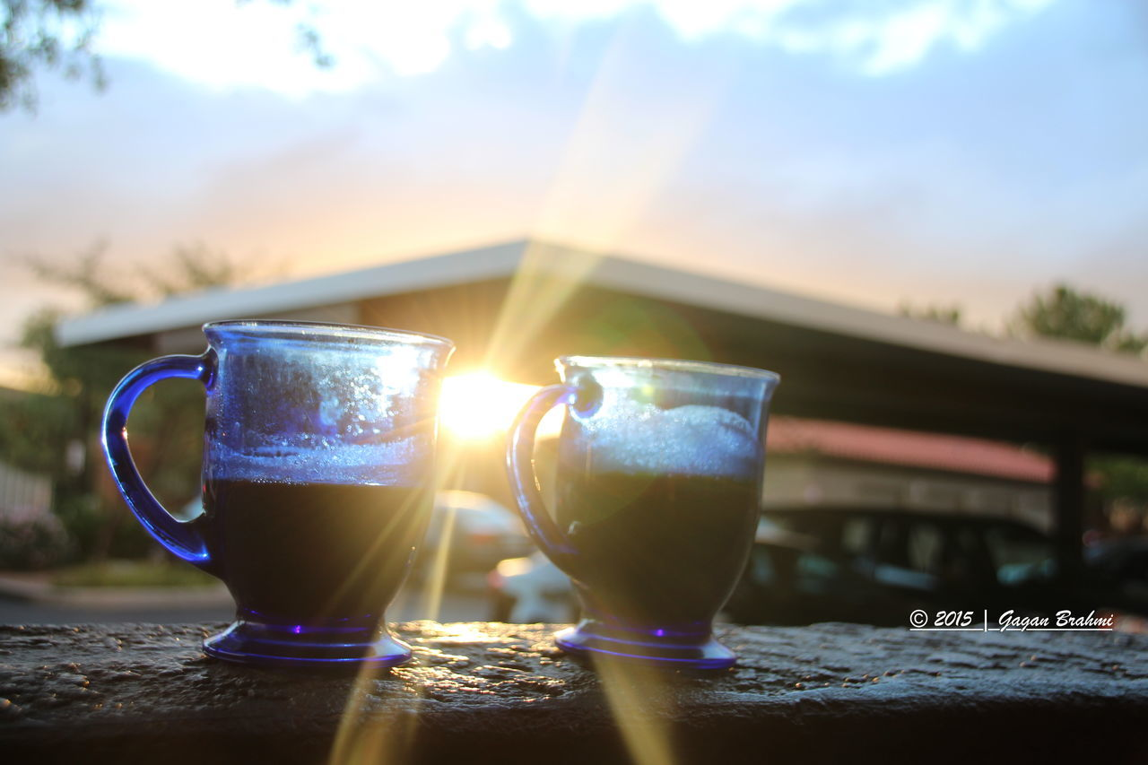 Beautiful Sun Ray Beverage Cup Of Life Cup Of Tea Evening Tea Food And Drink Fun Life Glass Refreshment