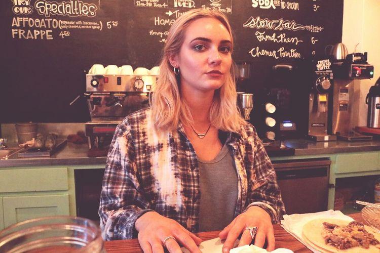 The Portraitist - 2016 EyeEm Awards café Coffee ☕ Joes Café Wesley Aguilar MP Shop