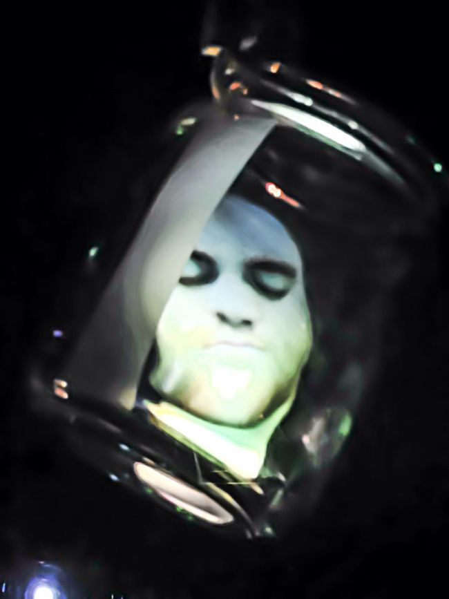 Projections jar...dinier