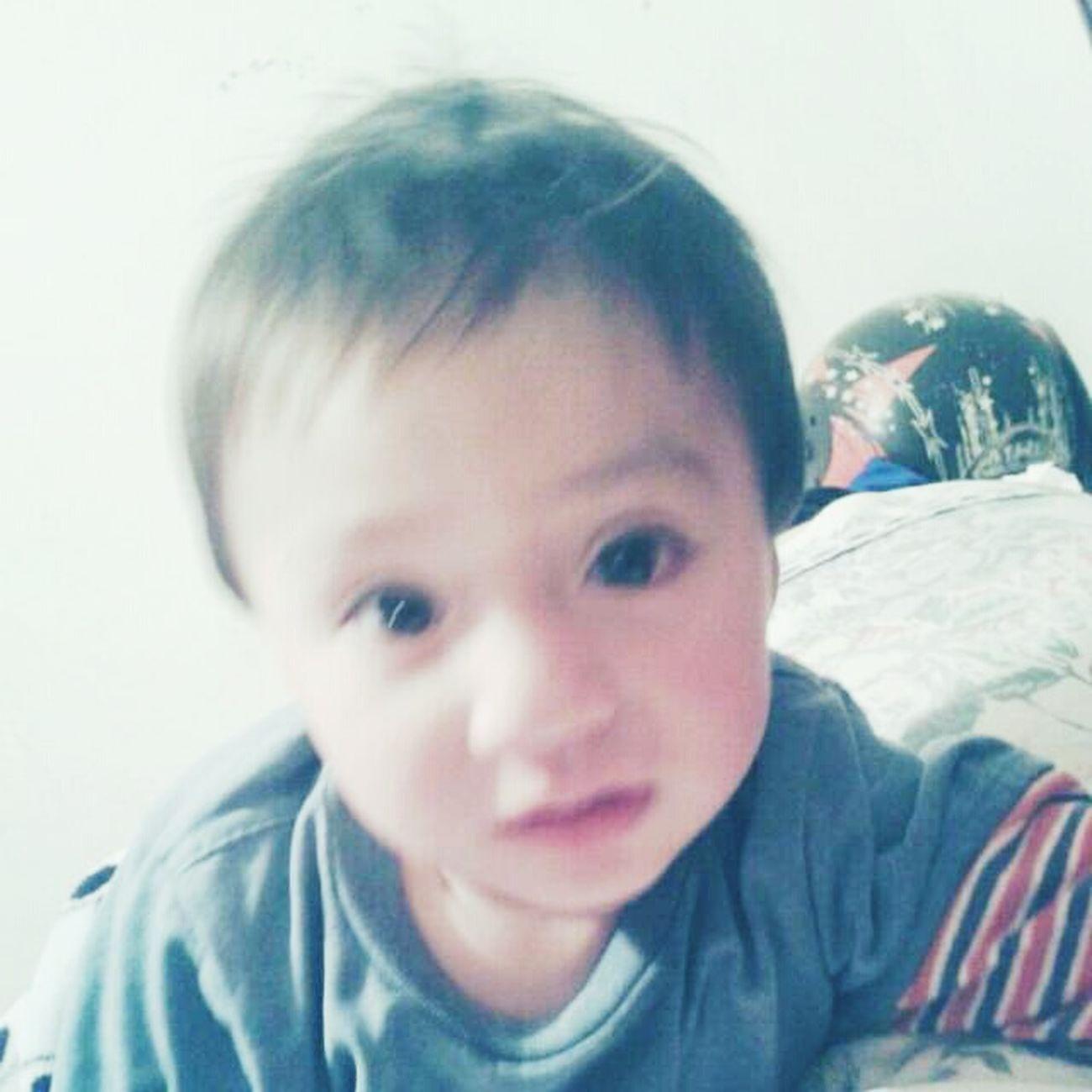 Te quiero muchooo hijito