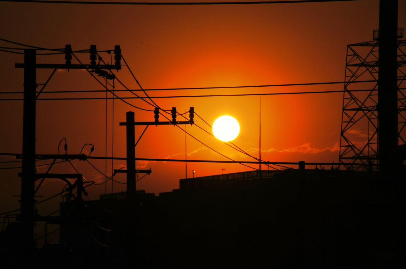 Skyporn Sun_collection Sunset_collection EyeEm Best Shots - Sunsets + Sunrise