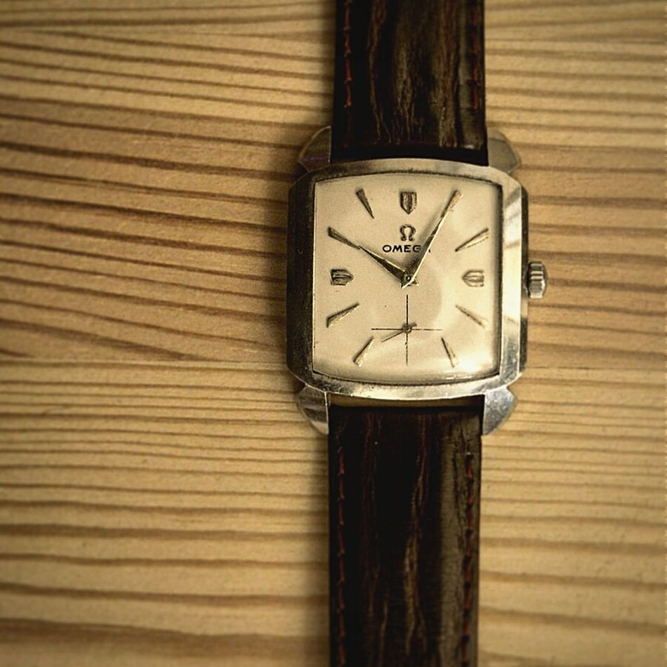 My 50+ years old Ωmega Watch watch! Omega Vintage Swisswatch
