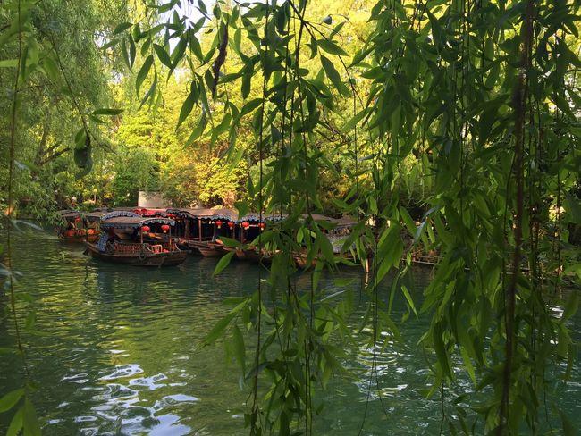 China Watertown Zhejiang River Nature Boats First Eyeem Photo