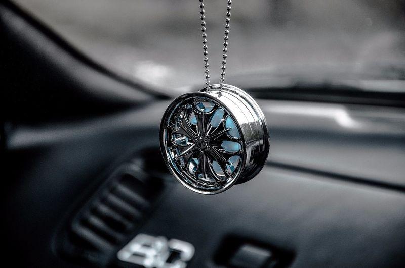 Hanging Necklace Jewelry Pendant Luxury Diamond - Gemstone Locket Close-up No People Indoors  Shiny Day Particolar Car