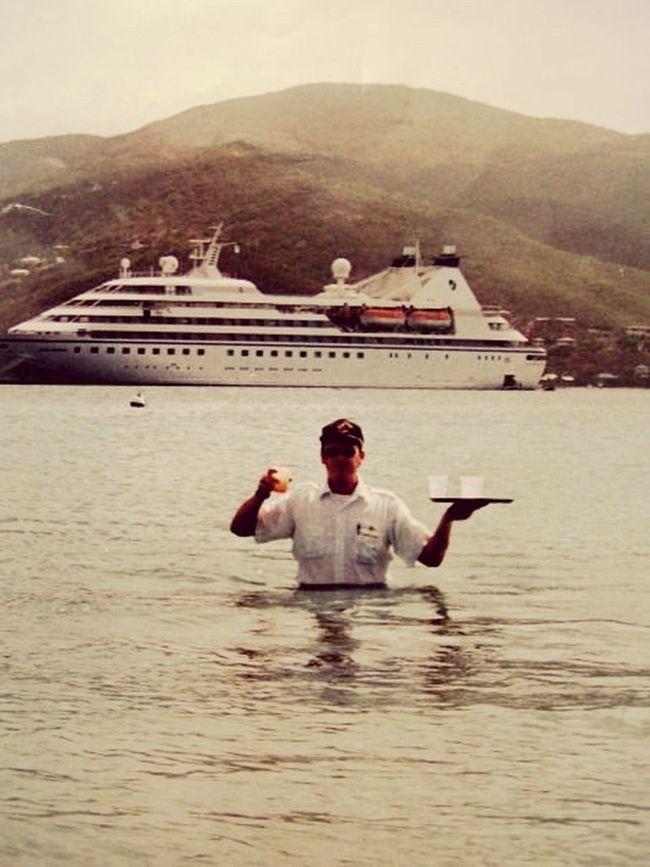Seabourn Cruise Ship 5star Service