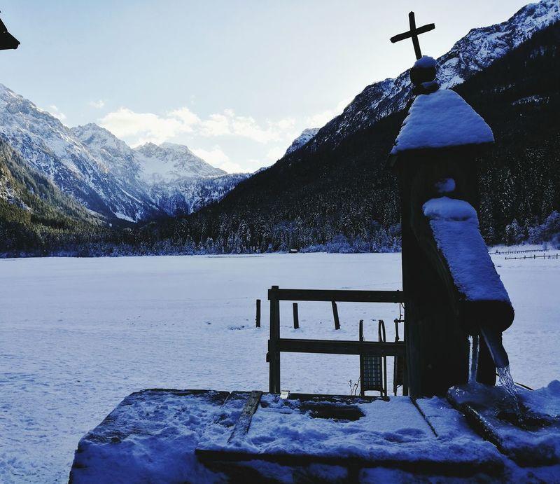 Snow Mountain Lake First Eyeem Photo