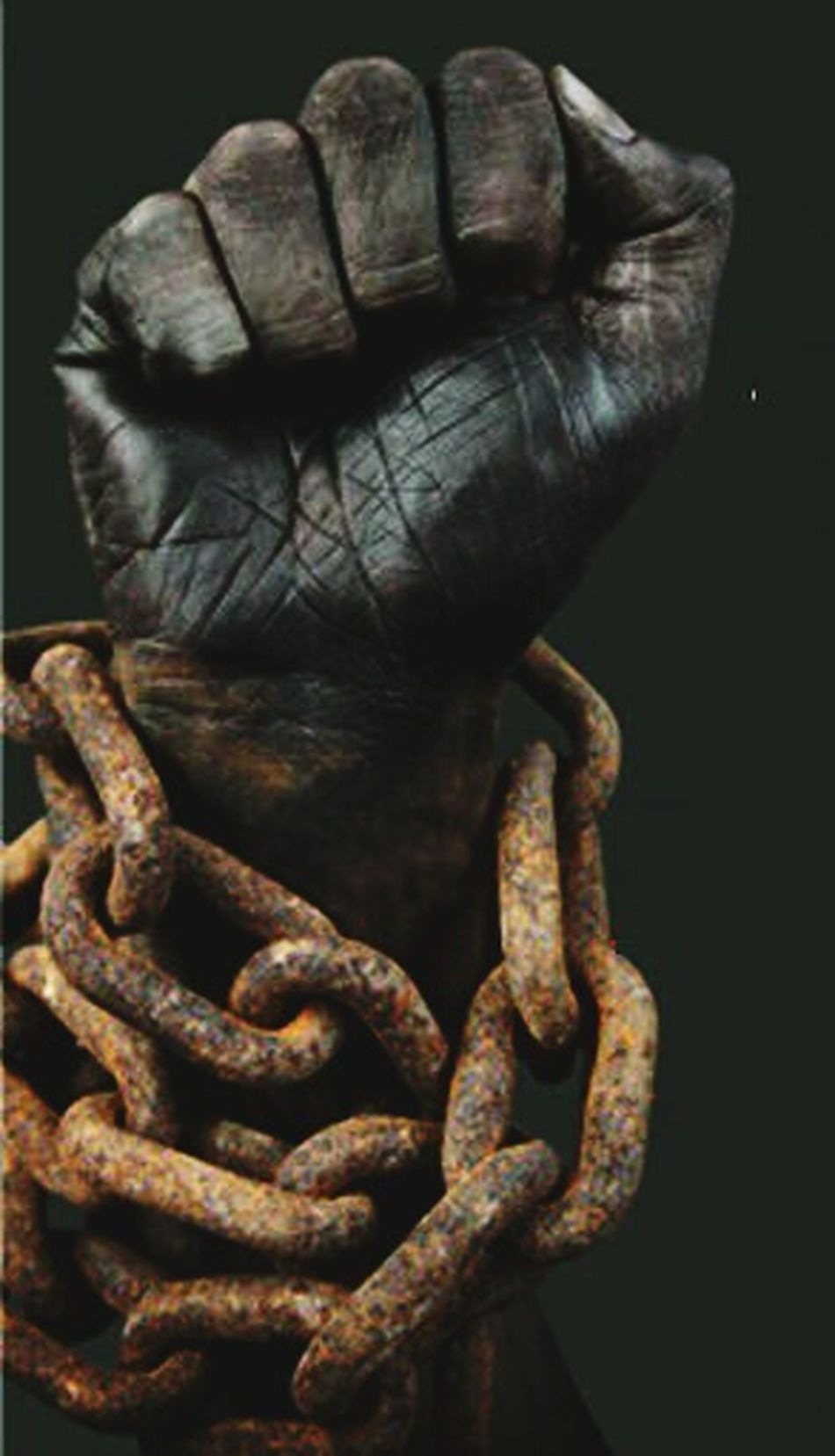 Slavery Slavery Still Exists Strength Power Powerful Blackhistorymonth First Eyeem Photo