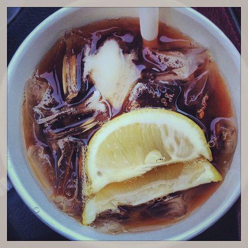 when life gives you lemons, make lemonade..... or ice tea ??